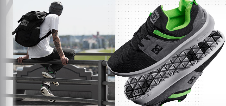 Акции DC Shoes в Нижнем Ломове